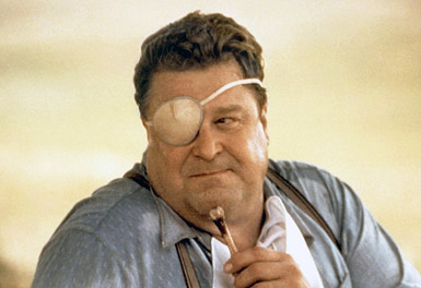 John Goodman Eyepatch