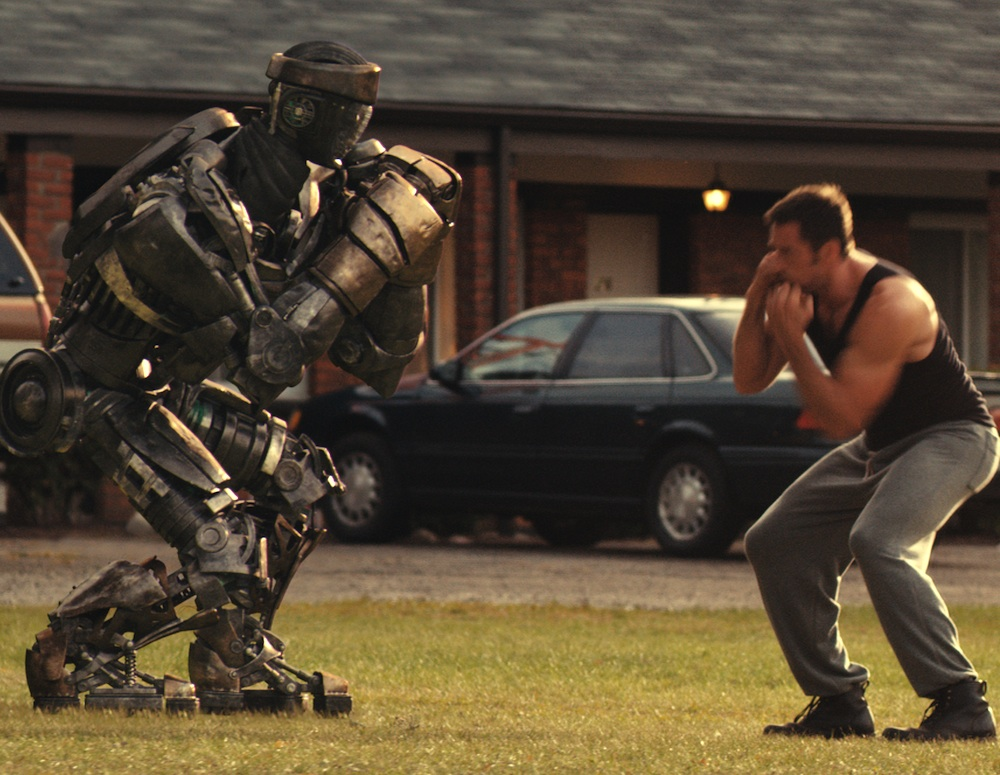 Real Steel FIGHT