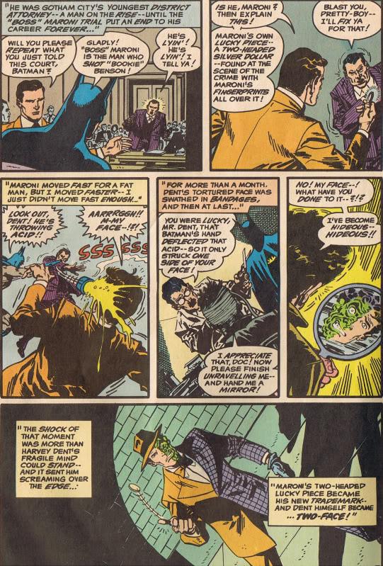 comic origins