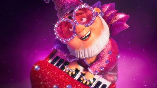 Elton John gnomeo