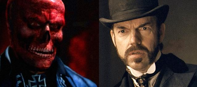 Red Skull /Hugo Weaving