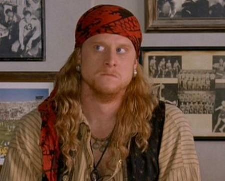 Steve The Pirate