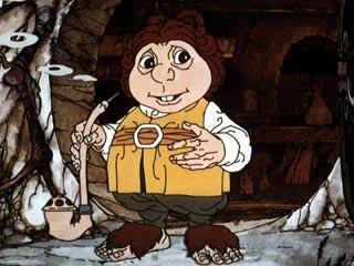Hobbit Cartoon