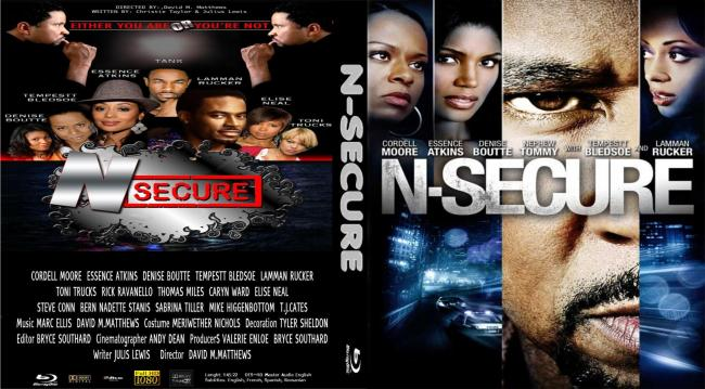 Cover of N-Secure