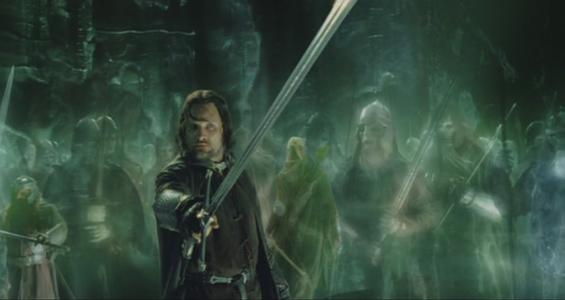 Aragorn Viggo Ghosts