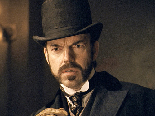 Hugo Weaving Chops