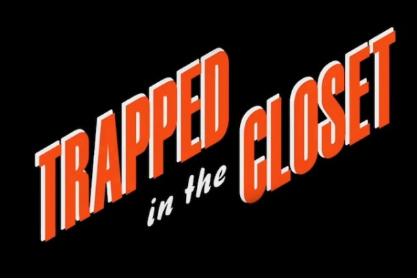 Trapped In The Closet Logo