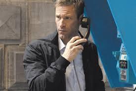"Secret, secret, secret phone call. ""Now I have the information. No killing necessary."""