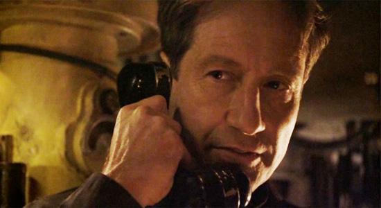 David's Important Phone Call