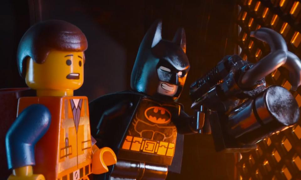 Batman!?