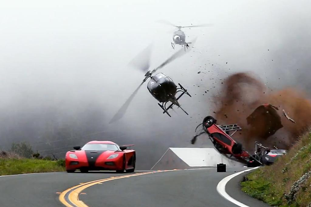 Crashes!